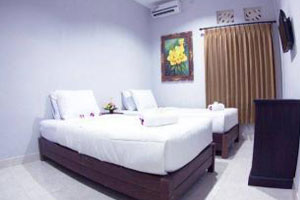 Kamar di Kori Bata Hotel