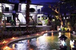 Pool di Kori Bata Hotel