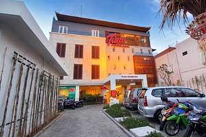 Tampilan Hotel