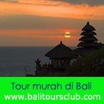 Tour murah di Bali