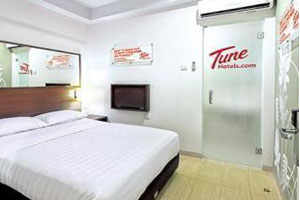Tune Hotel di Kuta