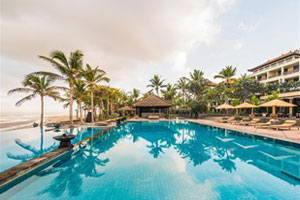 Tampilan Hotel Bintang 5 Di Bali