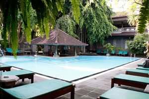 Pool Puri Bambu Hotel