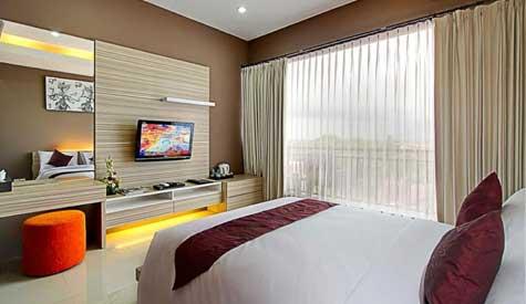 Kamar hotel DenBukit Residence