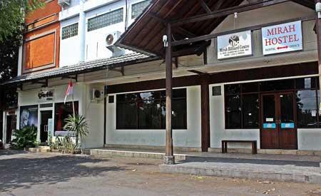 Tampilan Mirah Hostel